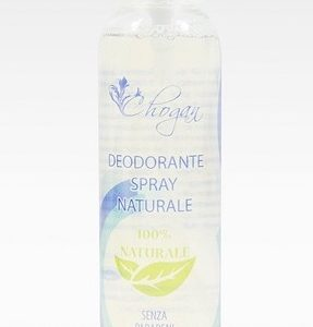 DEOS03 Deodorant spray naturale 60 ml